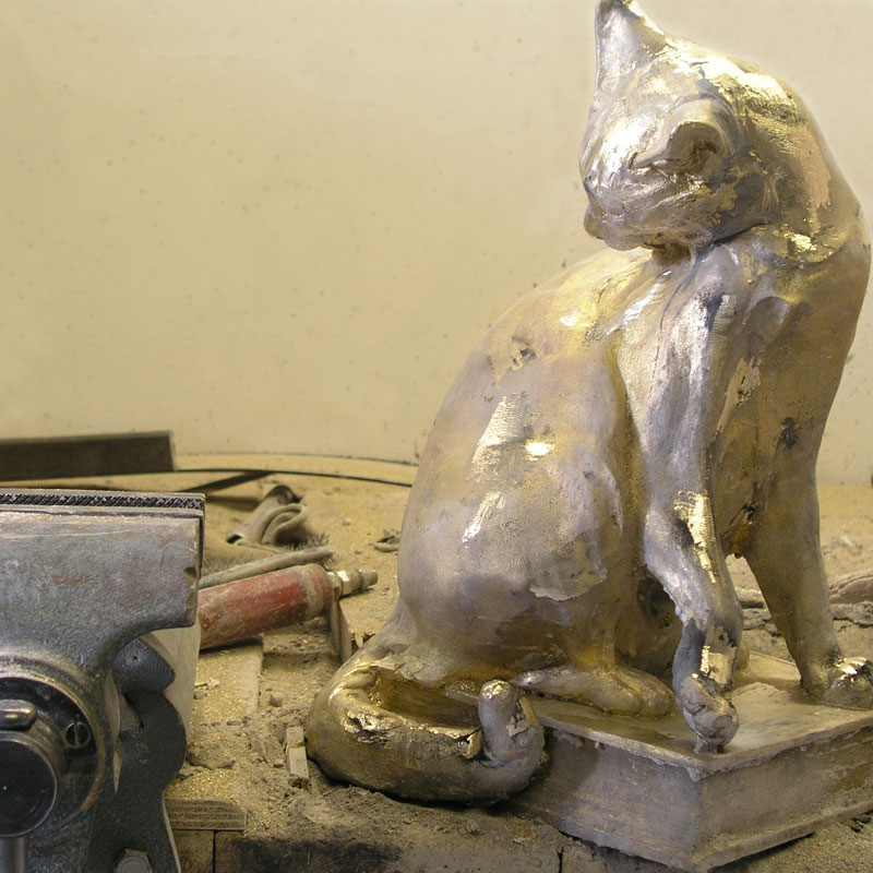 commissions and orders bronzes